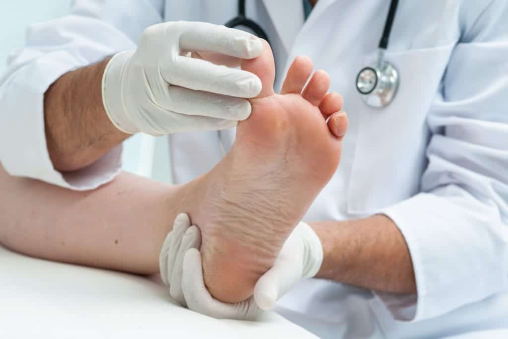 Treating Foot Problems in Newtown, PA