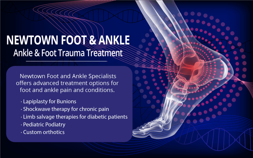 Newtown Foot & Ankle Specialists in Newtown PA