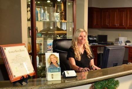 Cosmetic dentist office of Dr. Mark Sowell in Plano TX