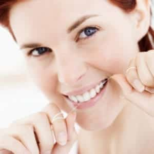 Brushing and Flossing Will Help Keep Teeth White